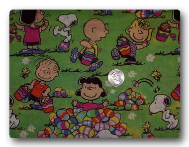 Peanut's Easter-