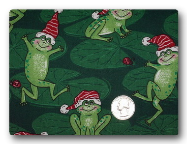 Very Froggy Christmas-