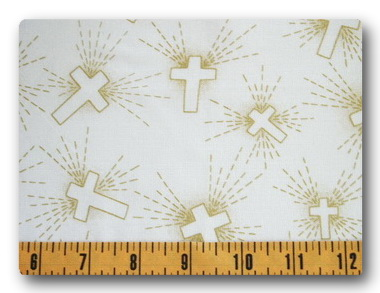Gold Crosses-
