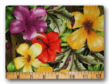 Hawaiian Flowers1-