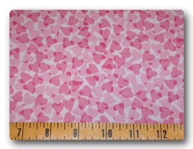 Tiny Pink Hearts-