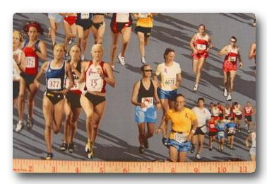 Marathon Runners-