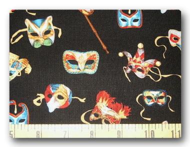 Mardi Gras Masks-