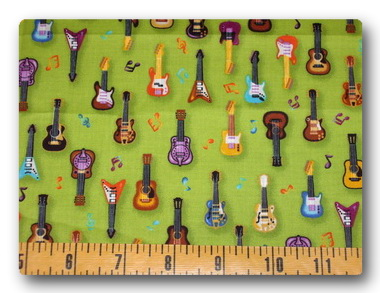 Mini Guitars-