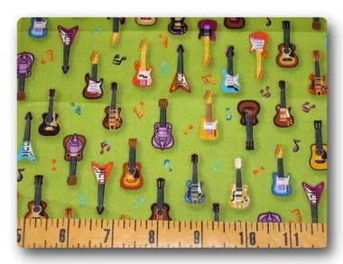 Mini Guitars-