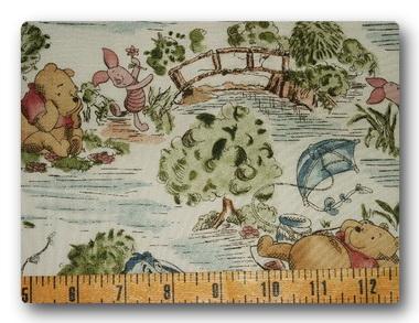Winnie The Pooh Toile-