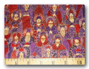 Wise Men - Purple-