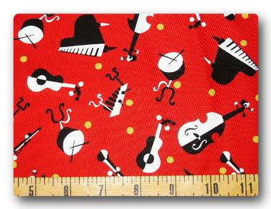 Instruments on Red-