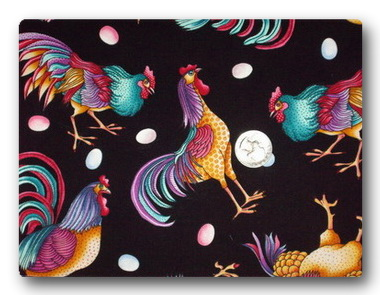 Roosters - Bright Roosters-