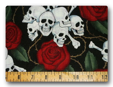 Skulls and Roses-