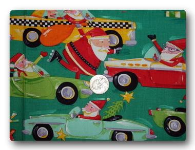 Traffic Jam Santa-