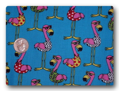 Flamingos - Well Dressed Flamingos-