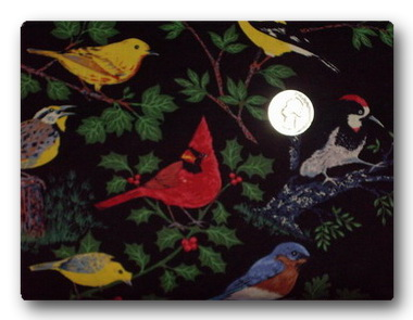 Christmas Songbirds-