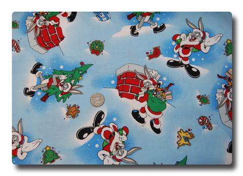Santa Bugs Bunny-