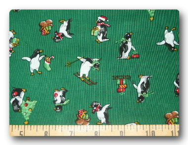 Christmas Penguins-