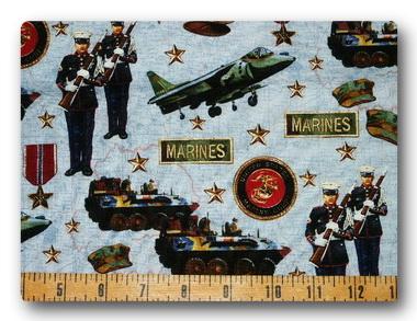 Go Marines-